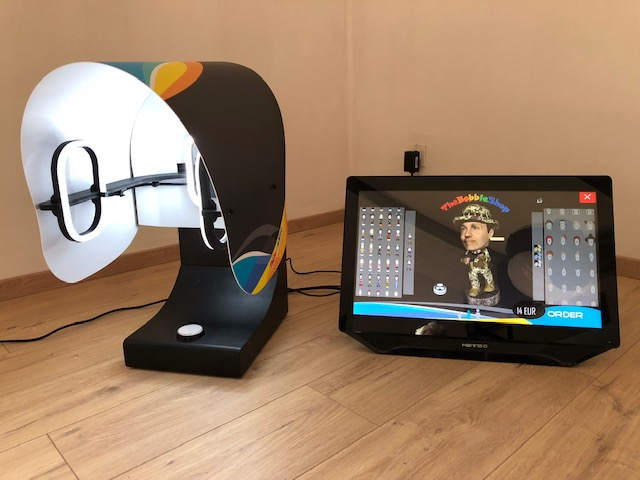 3D Scanners - TheBobbleShop